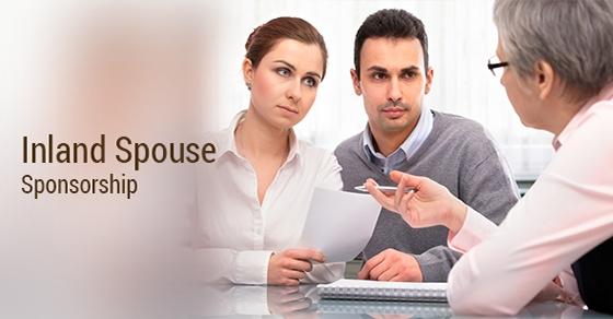 Inland Spouse Sponsorship Procedure